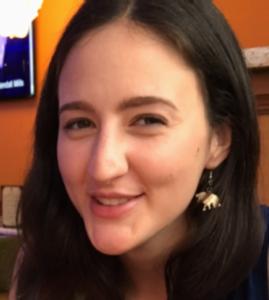 Photo of PhD student Sarah Hudson